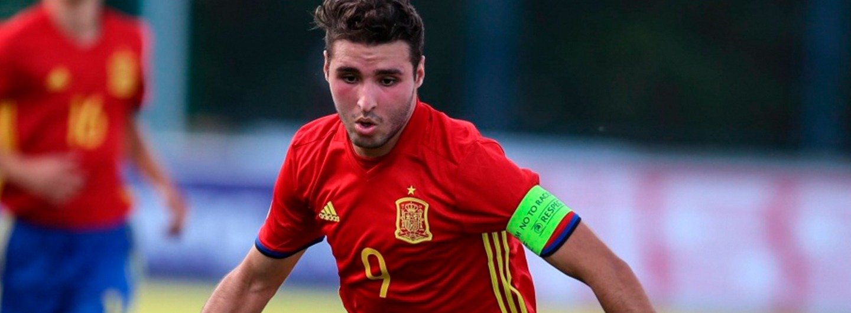 Abel Ruiz a tempo inteiro frente à Itália 2