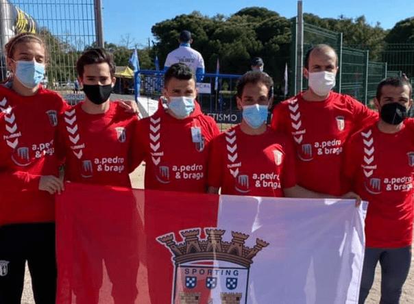 SC Braga sagra-se Vice-Campeão Nacional de Corta Mato Longo