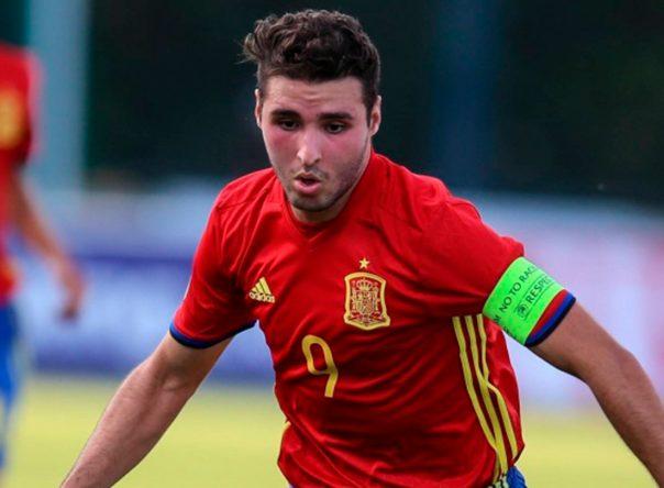 Abel Ruiz a tempo inteiro frente à Itália 1