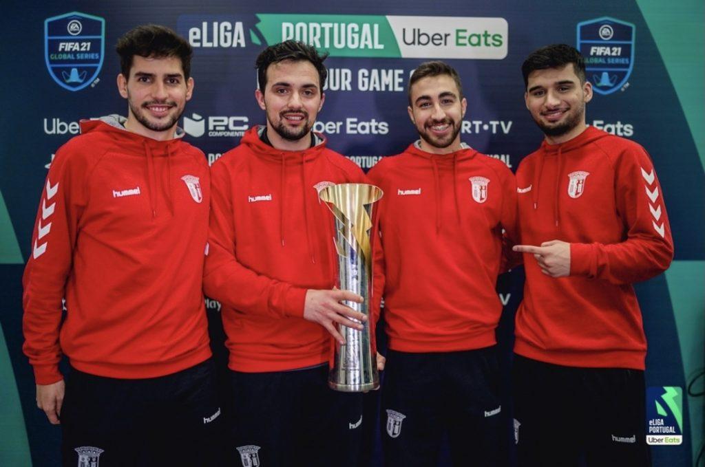 eSports | O caminho dos tricampeões da eLiga Portugal 1