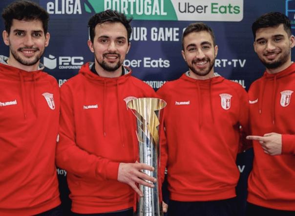 eSports | O caminho dos tricampeões da eLiga Portugal 2