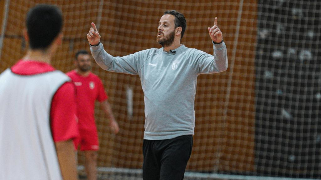 """Bruno Guimarães: """"Queremos sempre mais"""""""