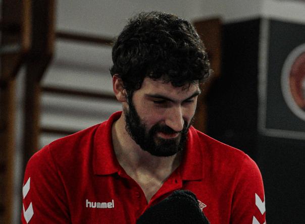 Joana Cunha, Júlio Ferreira e Renato Pereira no Campeonato Europeu