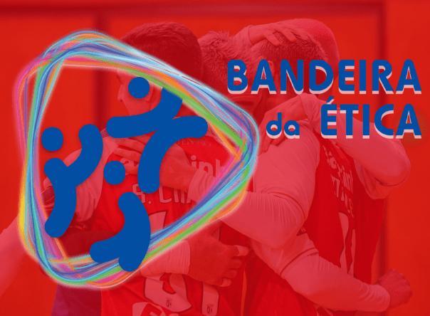 SC Braga/AAUM certificado com a Bandeira de Ética