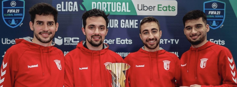 eSports | O caminho dos tricampeões da eLiga Portugal 4