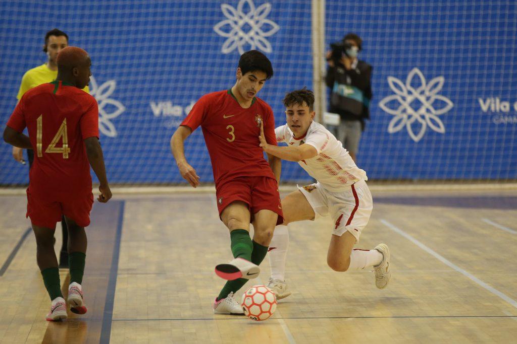 Xandoca em destaque na Seleção Sub-19 3