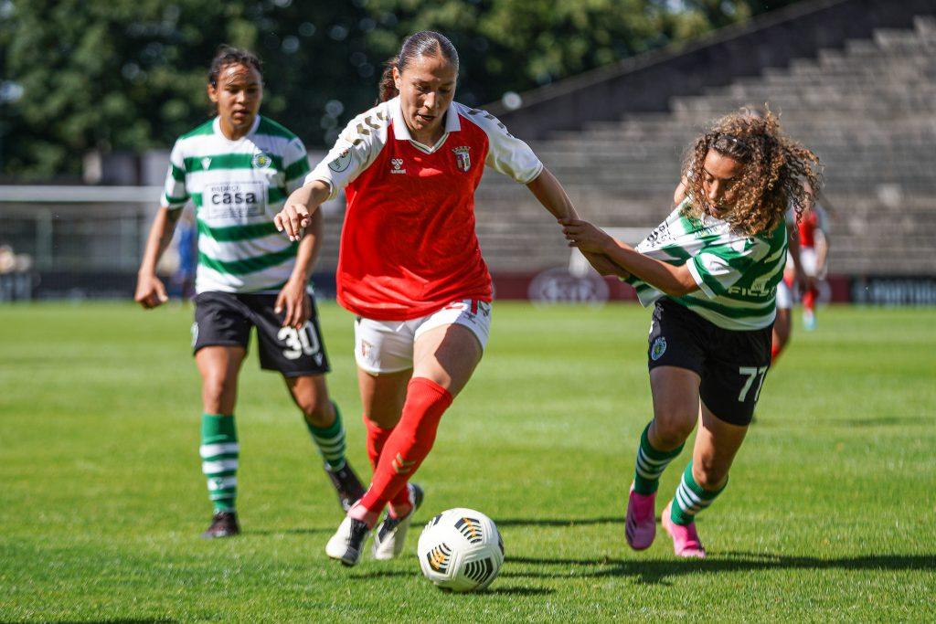 Vitória justa diante do Sporting 2