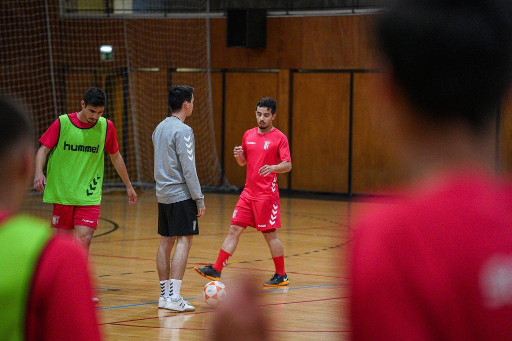 Captações | SC Braga/AAUM - Formação 1