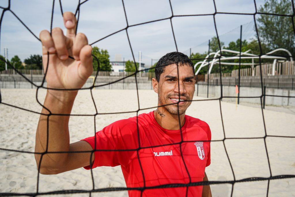Lucão é reforço do SC Braga