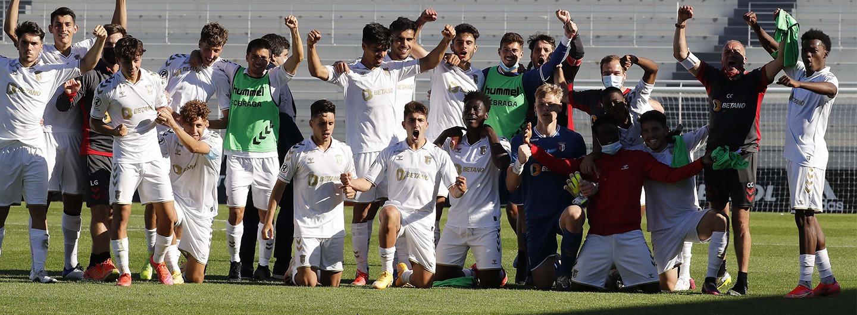 Sub-23 na Final da Taça Revelação