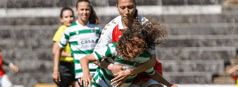 Vitória justa diante do Sporting 3