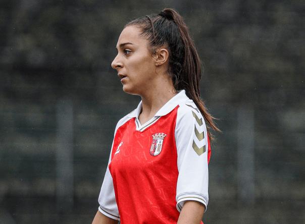 Leonor Freitas na Seleção Nacional Sub-19 1