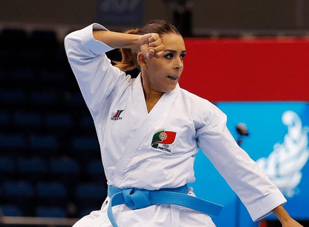Patrícia Esparteiro em 7º no Campeonato da Europa