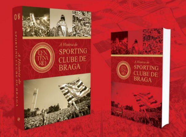 Apresentação do Livro do Centenário do SC Braga