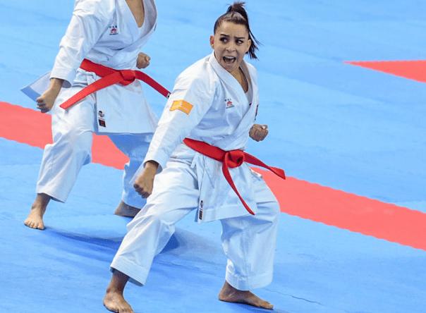 Patrícia Esparteiro conquista bronze nos Europeus de Karaté 5