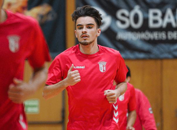 Captações | SC Braga/AAUM - Formação
