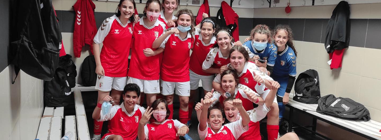Resultados| Futebol Feminino - Formação (15 e 16 de maio) 1