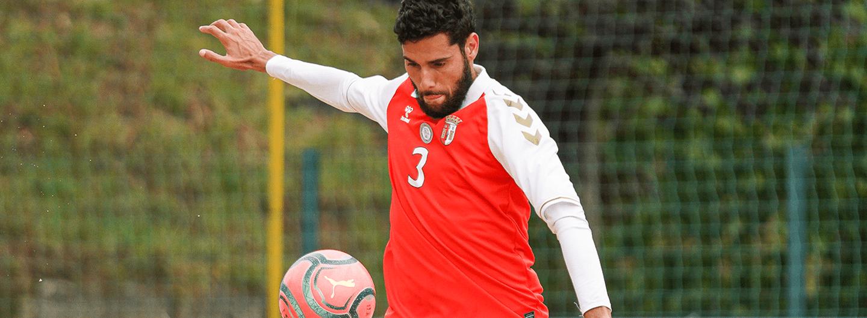 Seis jogadores do SC Braga na Seleção Nacional