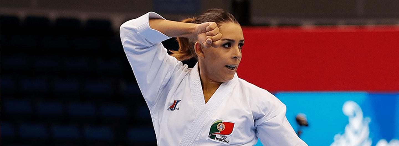 Patrícia Esparteiro em 7º no Campeonato da Europa 2