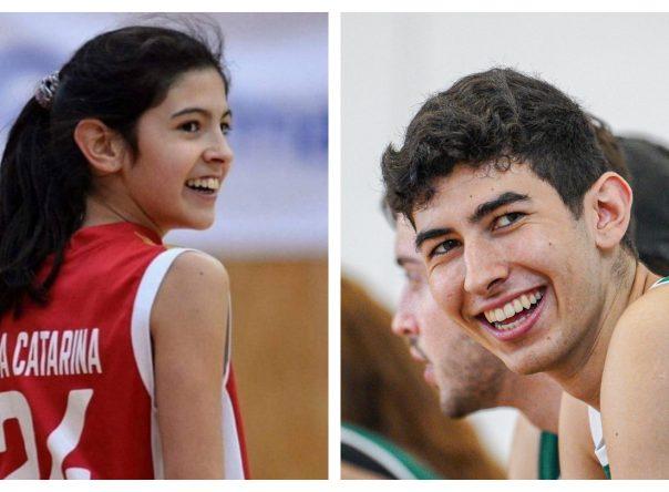 Ana Pinheiro e Filipe Dionísio convocados para a Seleção
