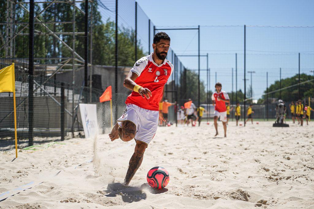 SC Braga segue imparável no Campeonato de Elite 3