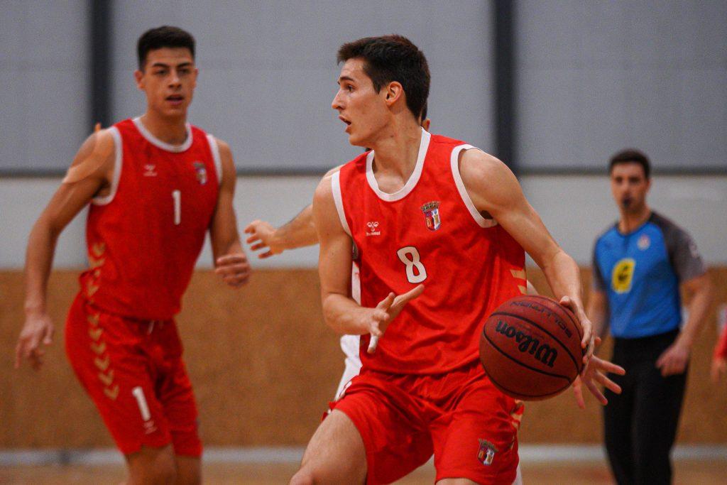 Basquetebol masculina confirma primeiro lugar na Zona Norte