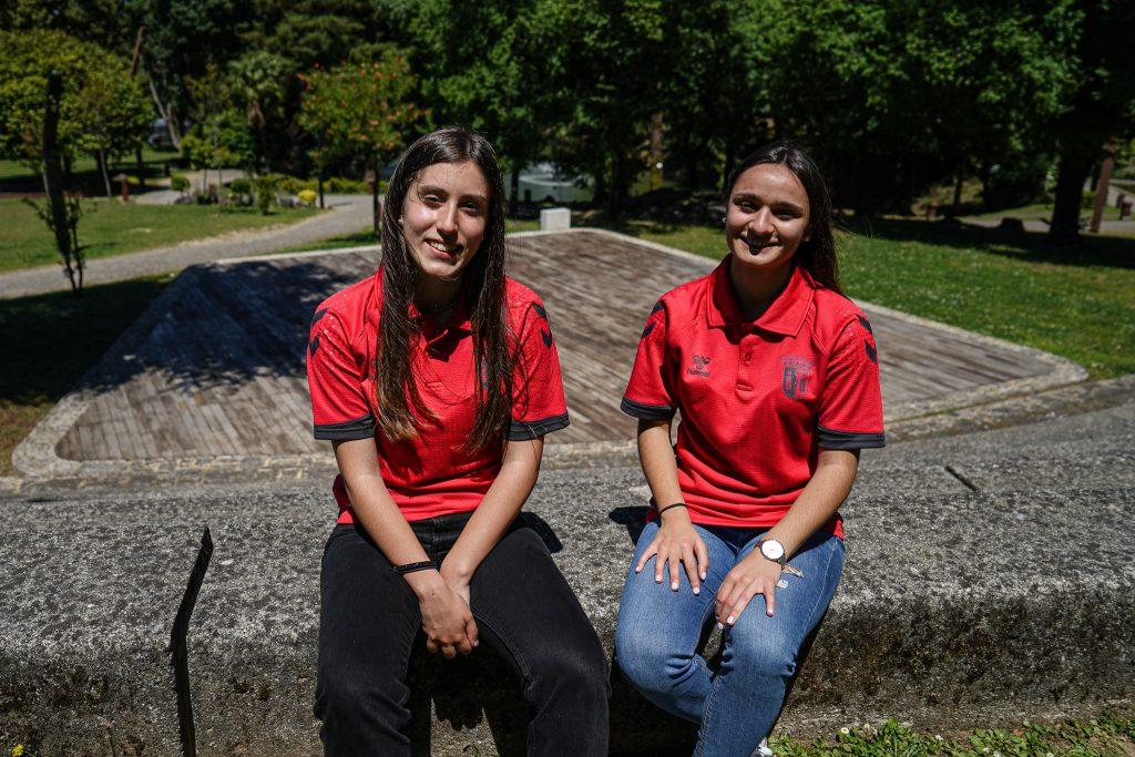 Ana Nogueira e Catarina Pereira reforçam a equipa feminina 6