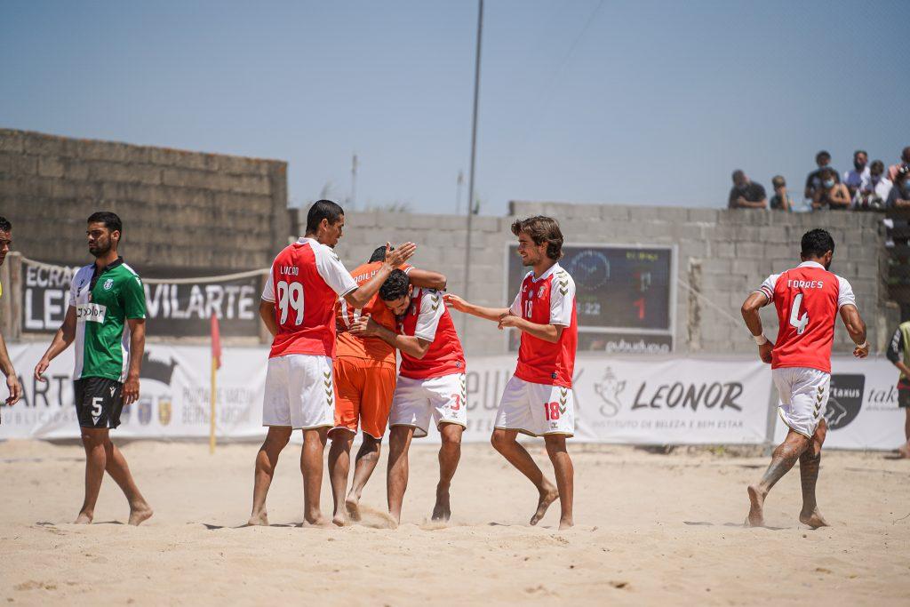 Vitória expressiva frente ao Sporting CP