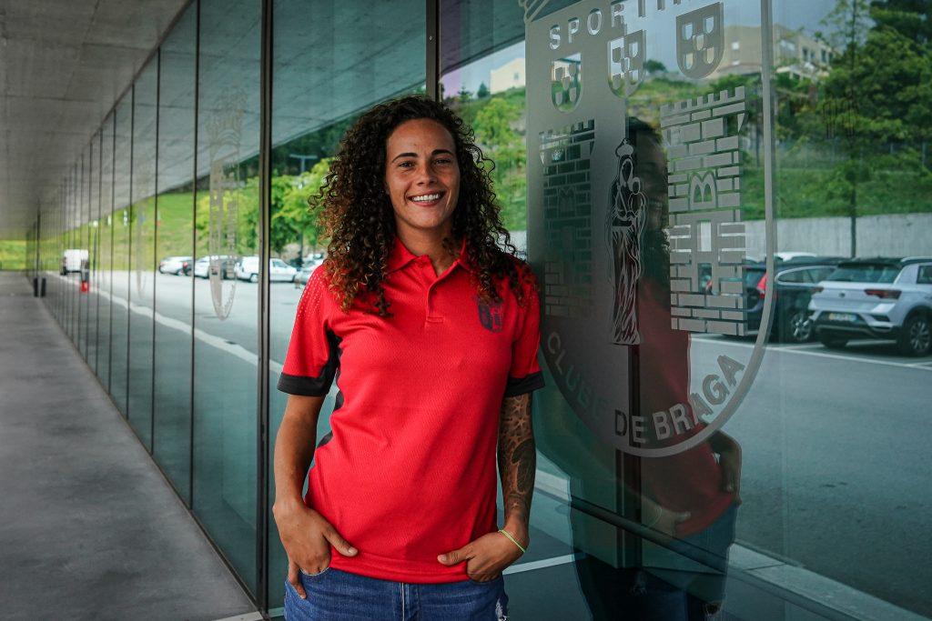 Carolina Mendes e Patrícia Morais são reforços do SC Braga 2