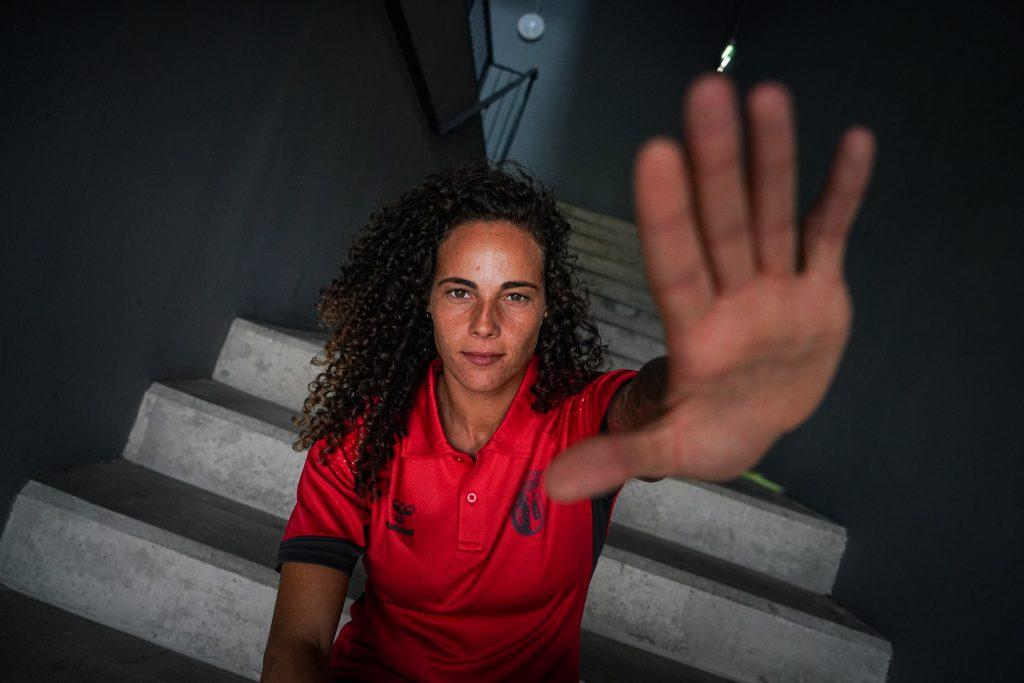 Carolina Mendes e Patrícia Morais são reforços do SC Braga 4