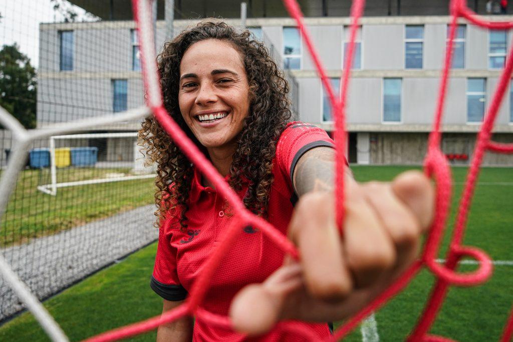 Carolina Mendes e Patrícia Morais são reforços do SC Braga 3