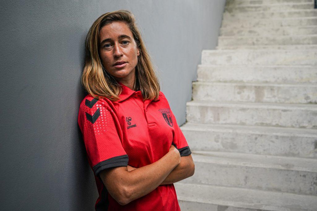 Carolina Mendes e Patrícia Morais são reforços do SC Braga 9