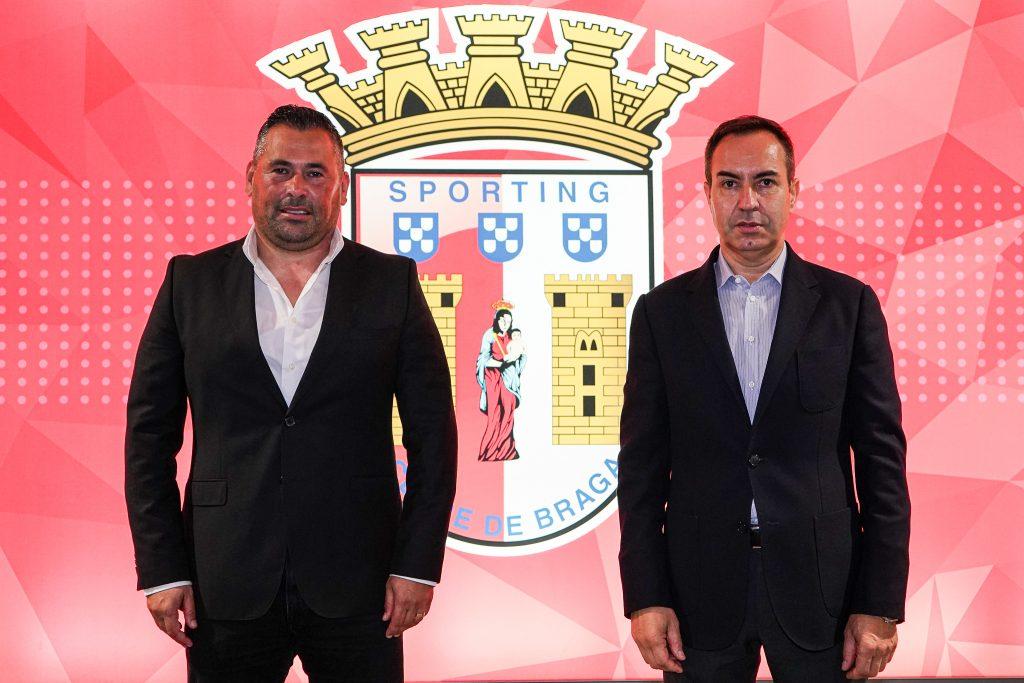 João Marques é o novo treinador da equipa feminina do SC Braga 6