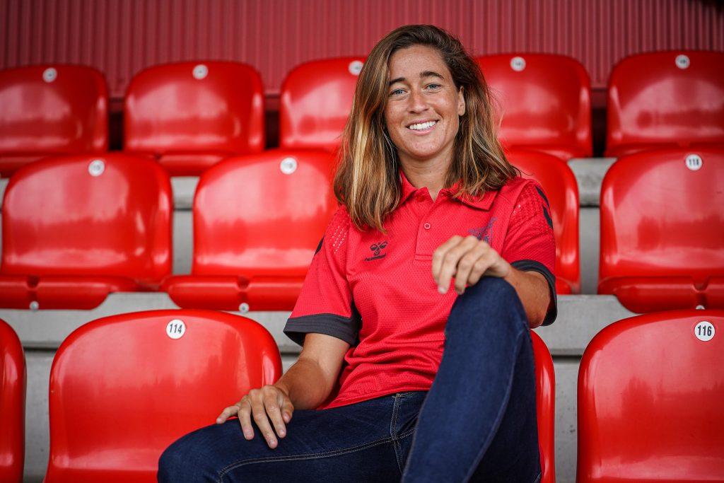 Carolina Mendes e Patrícia Morais são reforços do SC Braga 8