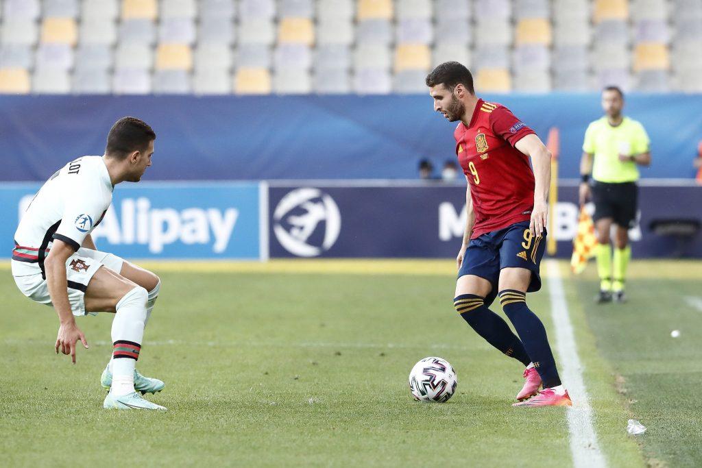 Abel Ruiz estreia-se pela seleção principal de Espanha 3