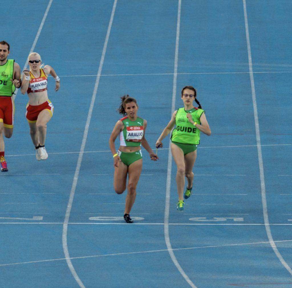 Márcia e Sara Araújo brilham nos Europeus de Atletismo
