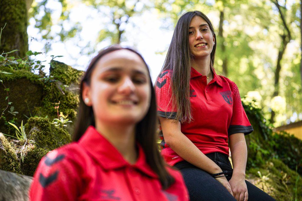 Ana Nogueira e Catarina Pereira reforçam a equipa feminina 2