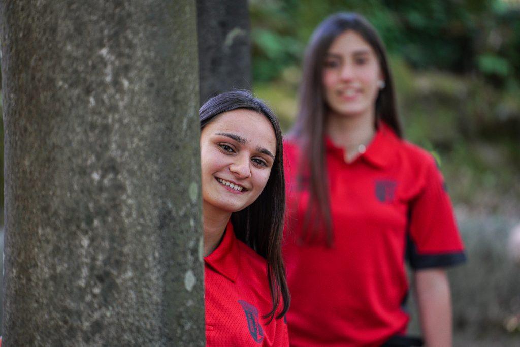 Ana Nogueira e Catarina Pereira reforçam a equipa feminina 3