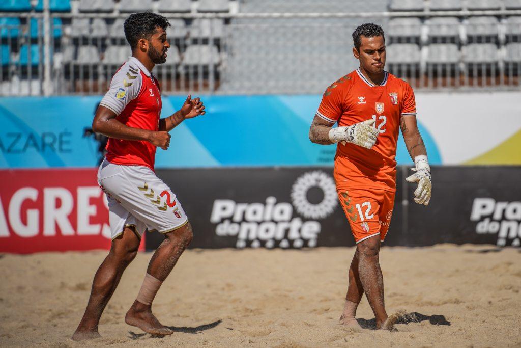 Gverreiros na Seleção Brasileira de futebol de praia
