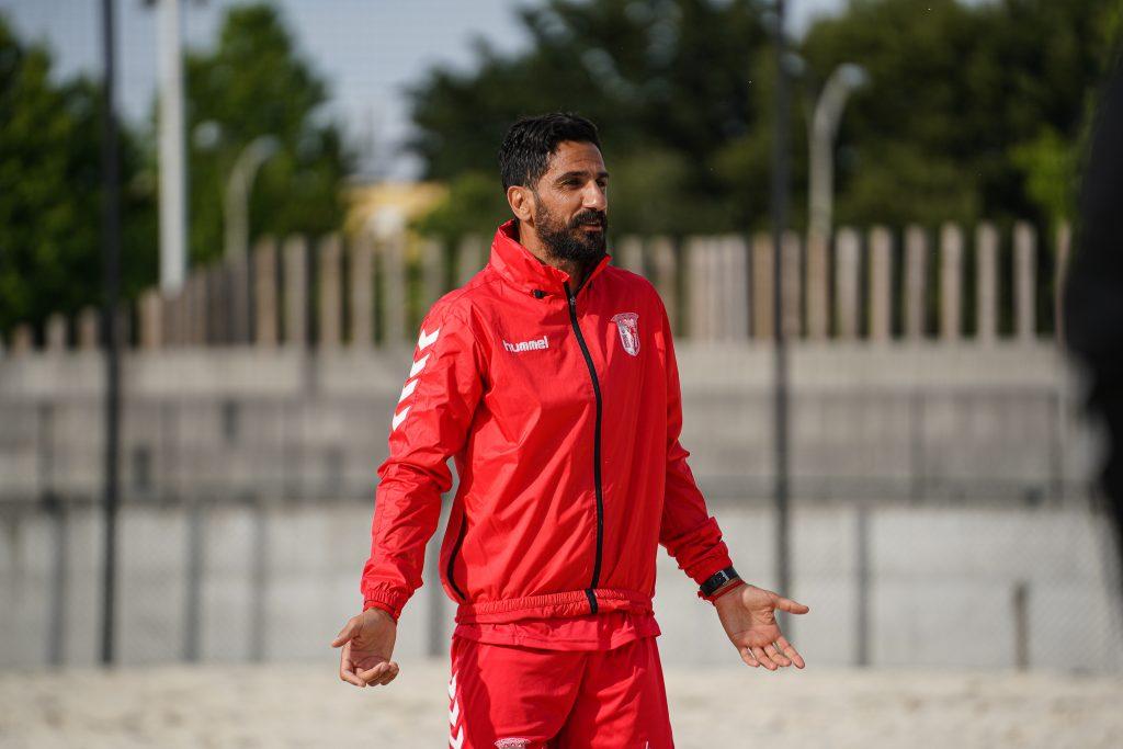 Braga recebe duas jornadas do Campeonato de Elite