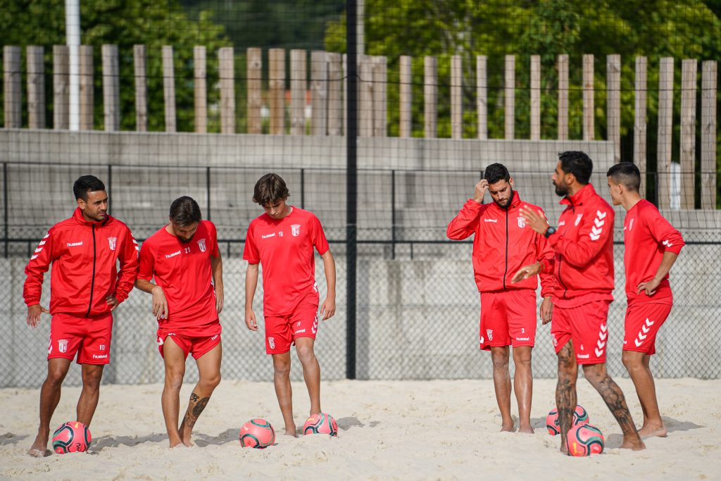 Braga recebe duas jornadas do Campeonato de Elite 1