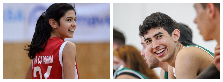 Ana Pinheiro e Filipe Dionísio convocados para a Seleção 2