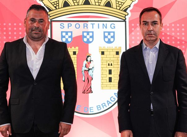 João Marques é o novo treinador da equipa feminina do SC Braga 4