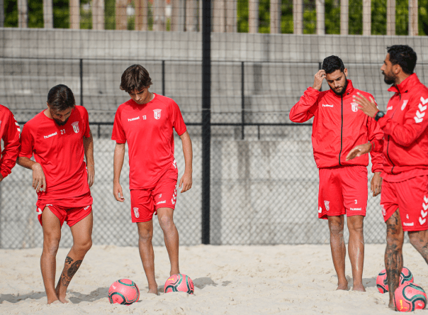 Braga recebe duas jornadas do Campeonato de Elite 3