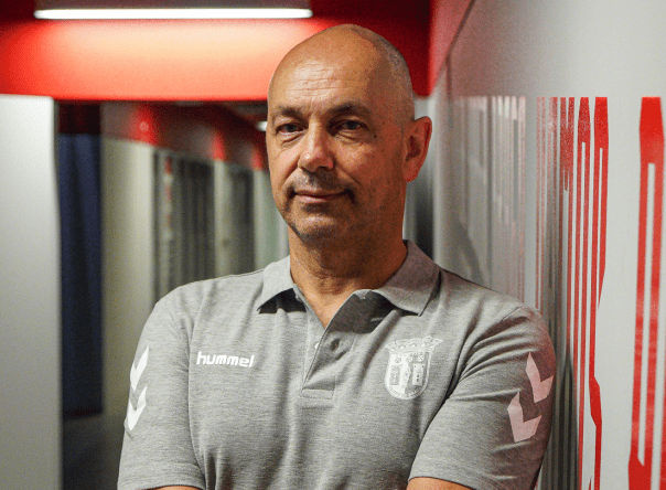Óscar Barros é o novo treinador da equipa de voleibol