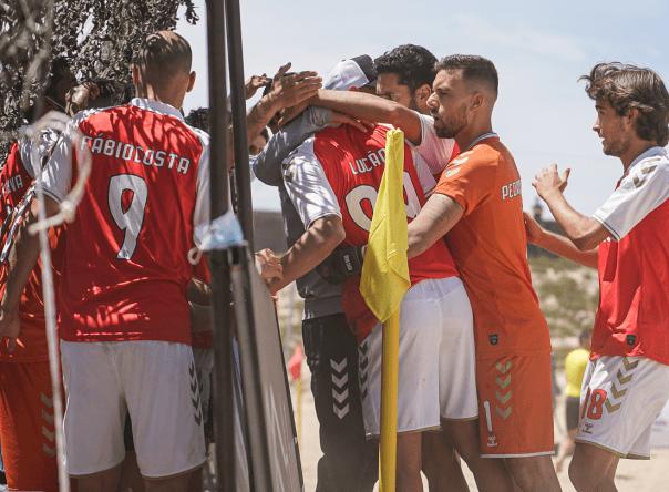 Vitória expressiva frente ao Sporting CP 3