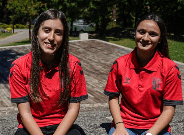 Ana Nogueira e Catarina Pereira reforçam a equipa feminina 8
