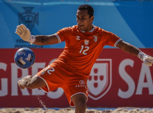 Gverreiros na Seleção Brasileira de futebol de praia 1