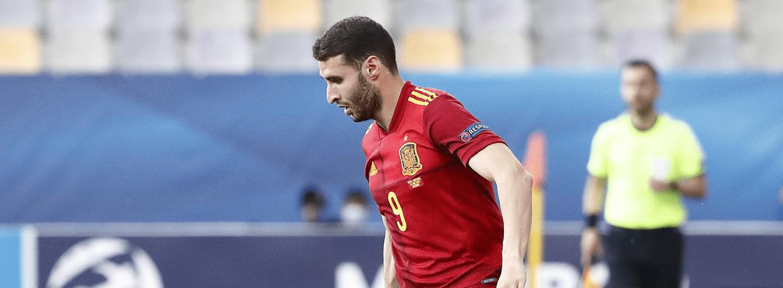 Abel Ruiz estreia-se pela seleção principal de Espanha 2