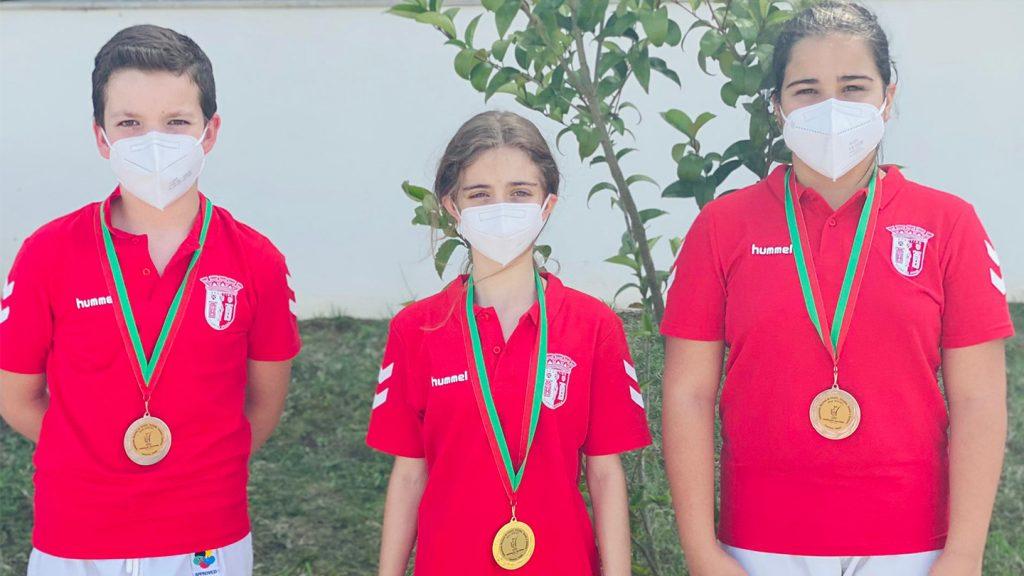 Gverreiros medalhados no Campeonato Nacional de Karaté 10